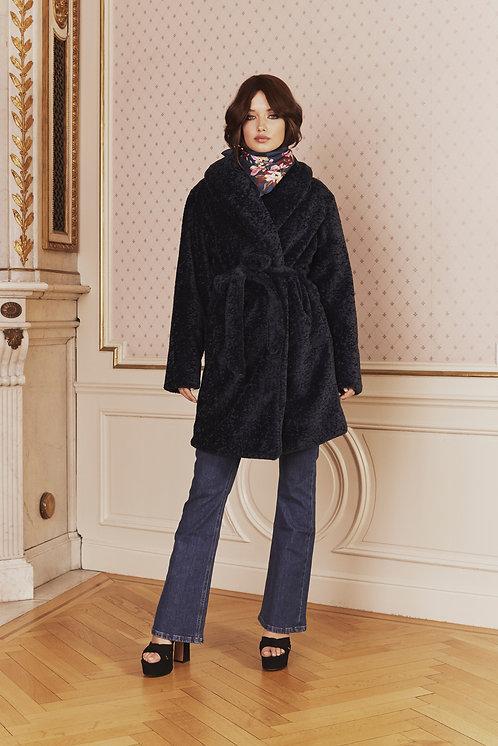 Adrielle Faux Fur Coat
