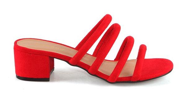 Red Bamboo Women's Sandal