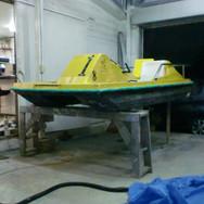 ペリカン製ペダルボート