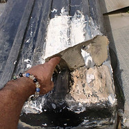 ペダルボートの修理依頼。