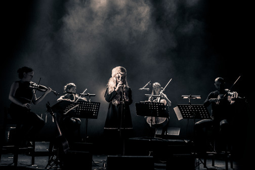 Kyrie Kristmanson & Quatuor Voce