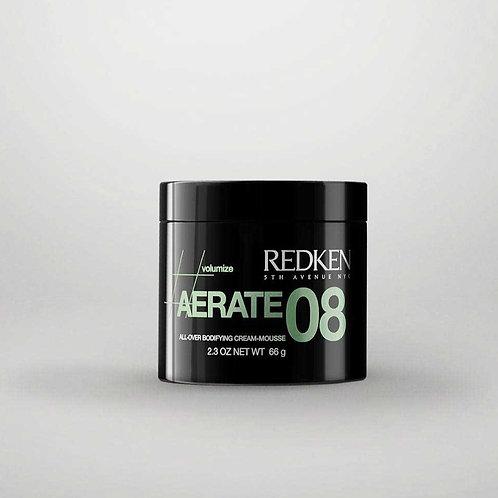 AERATE 08 CREAM MOUSSE