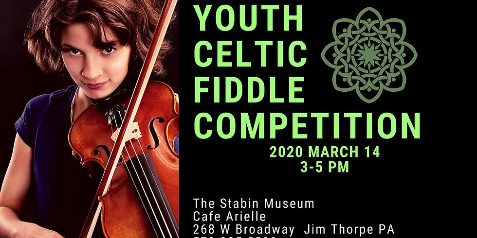 Youth Celtic Fiddle Competition