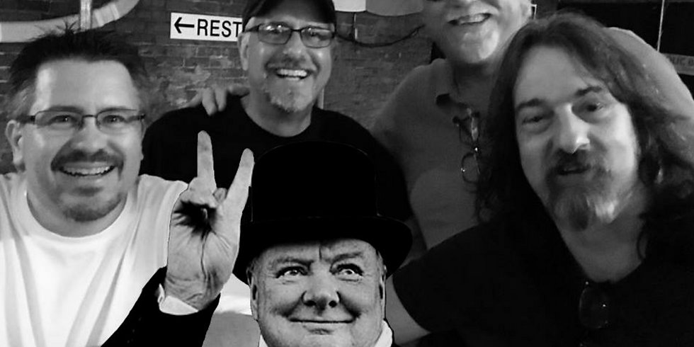 Shellshocked Churchills at Broadway Underground!