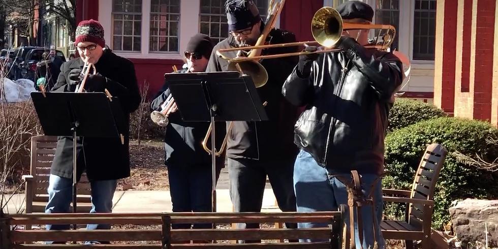 Faculty Brass Roaming Musicians