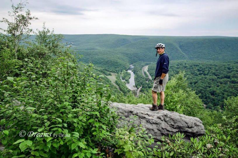 Jim Thorpe Biking