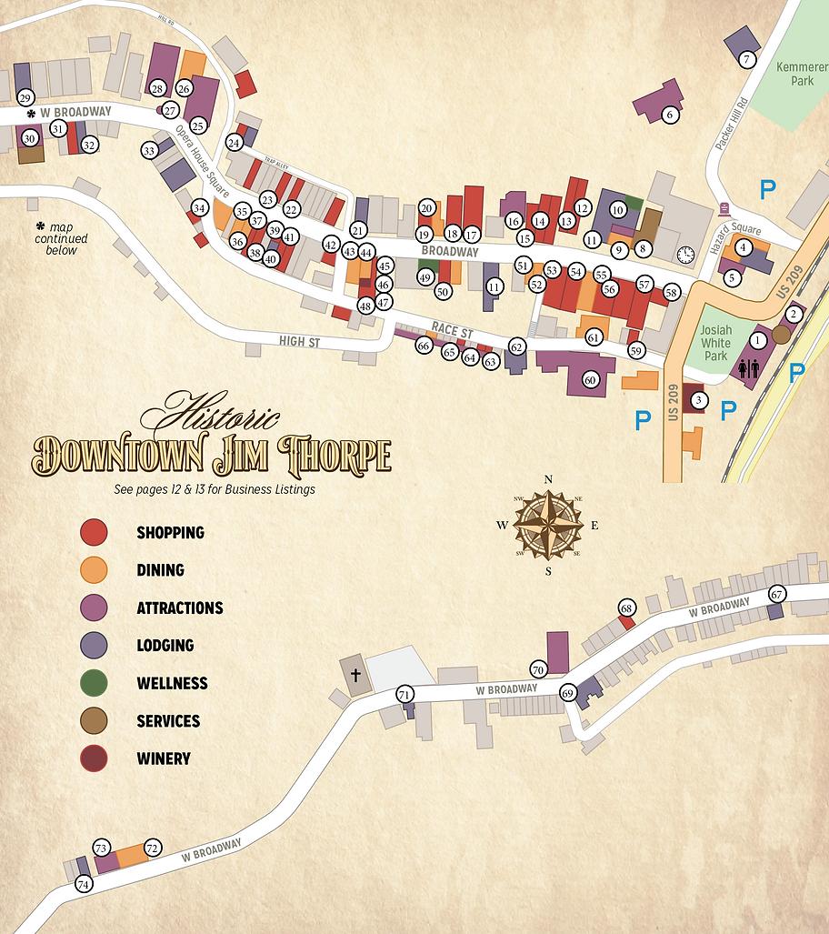 Jim Thorpe Town Walking Map.png