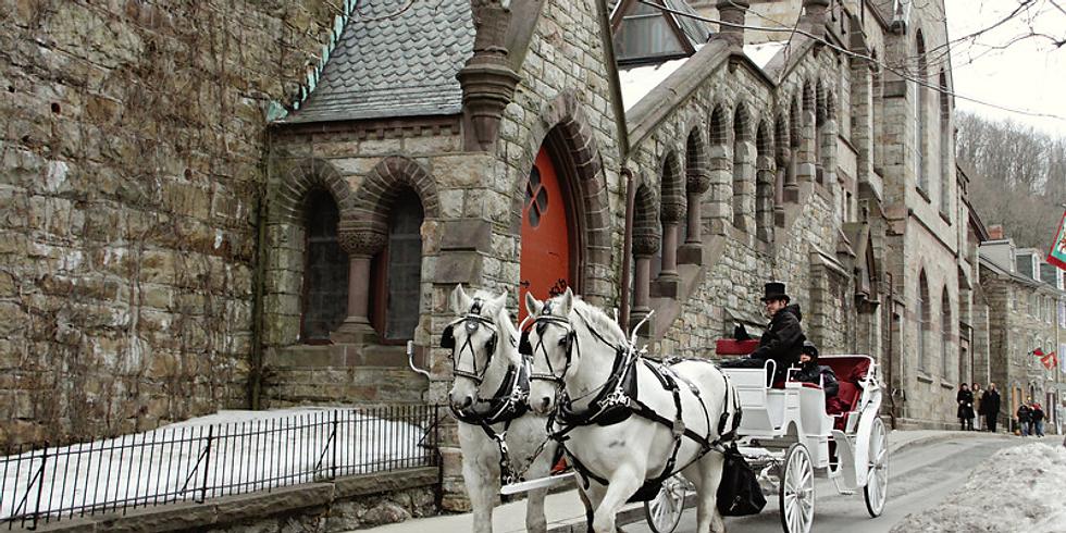 Romantic Horse & Carriage Rides