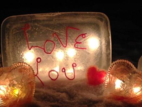 Love & Light - A Luminary Stroll