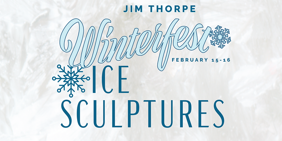 Winterfest Ice Sculptures