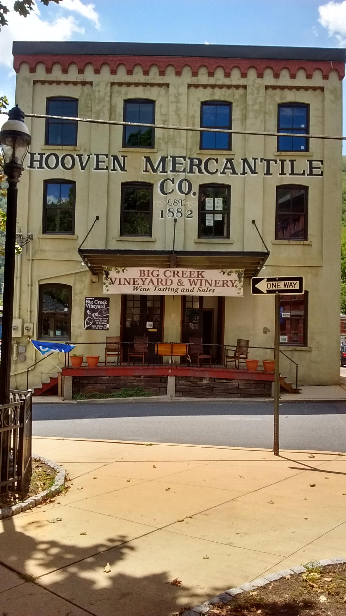 Hooven Mercantile