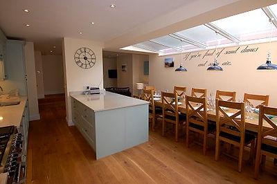 Sunny Mount kitchen