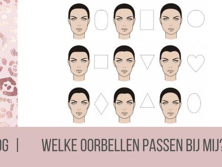 Welke oorbellen passen bij jouw gezichtsvorm?