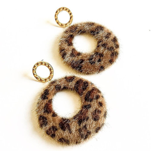 "Faux Fur ""Let's go wild"""