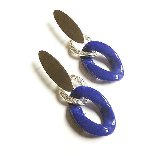 Chain Cobalt Blue