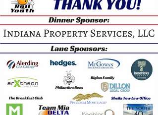 Thank You to Roll For Youth 2018 Sponsors & Attendees!