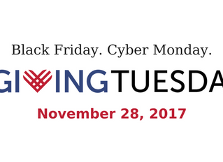 #GivingTuesday Campaign!