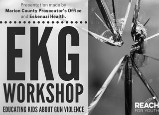 EKG: Educating Kids About Gun Violence Workshop