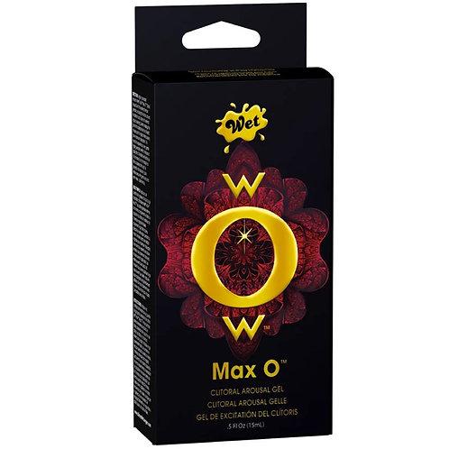 Wow Max O Clitoral Arousal Gel - 0.5 Fl. Oz.