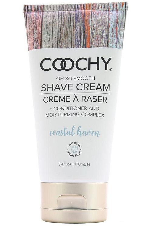 Oh So Smooth Shave Cream 3.4oz/100ml in Coastal Haven