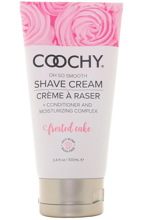 Oh So Smooth Shave Cream 3.4oz/100ml in Frosted Cake