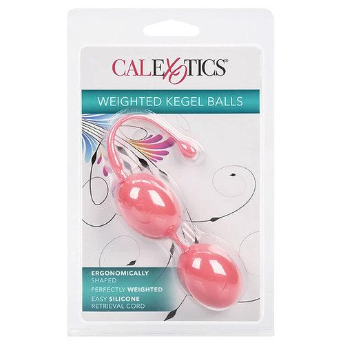 Weighted Kegel Balls - Pink