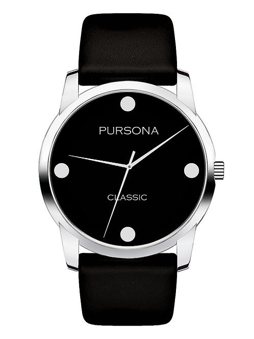 Pursona Classic-Silver