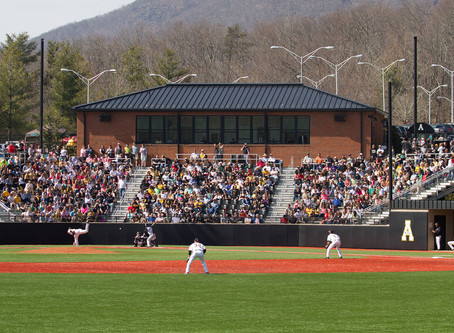 How Appalachian Baseball Makes the Most of Their Busy Travel Schedule