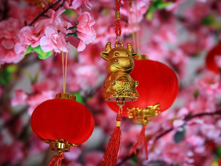 CHINESE NEW YEAR – Year of the Ox