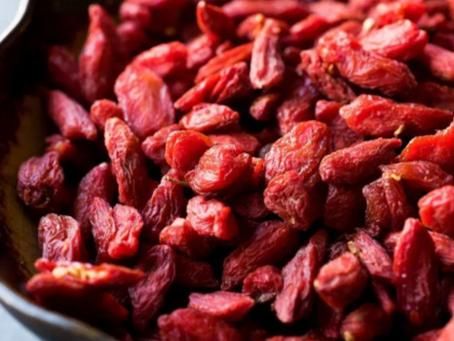 GOJI BERRIES – the little wonder fruit