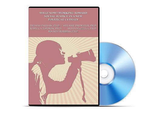Parham, Brewster, Toporek, Liu, Mazzula, Robbins - What Now? -DVD