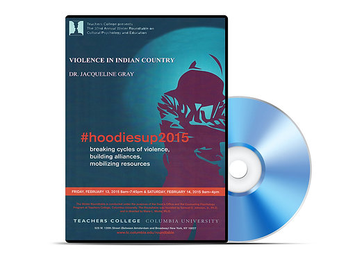 Jacqueline Gray - Violence in Indian Country - DVD