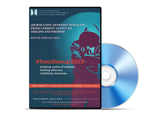 Bonnie Moradi - (Re)Focusing Intersectionality - DVD