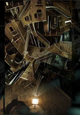 Experimentele Fictie, 2011, i.s.m. Ruud Terhaag  Beste Sounddesign, EFF  Genomineerd beste Art Directopn, EFF Genomineerd voor Rene Coelho Prijs (NIMK) Genomineerd voor St.Joost Penning