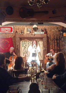 Kranz acoustic v balbínce