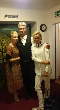 Míša Zajmi a Ivana Jirešová