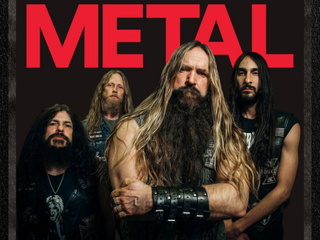 """Listen to the new Black Label Society single """"Set You Free"""" on Spotify"""