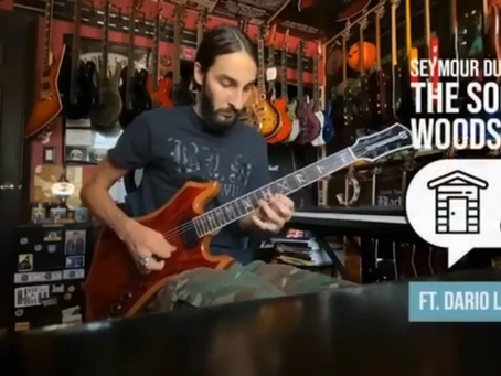 Seymour Duncan's Social Woodshed