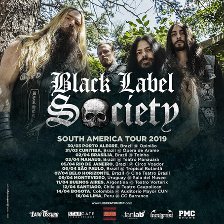 South American Chapters 2019