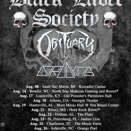 RESCHEDULED: BLS, Obituary & Lord Dying
