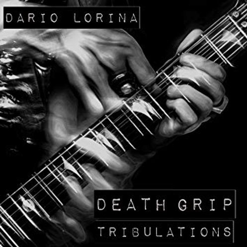 Death Grip Tribulations (Personally Signed CD)