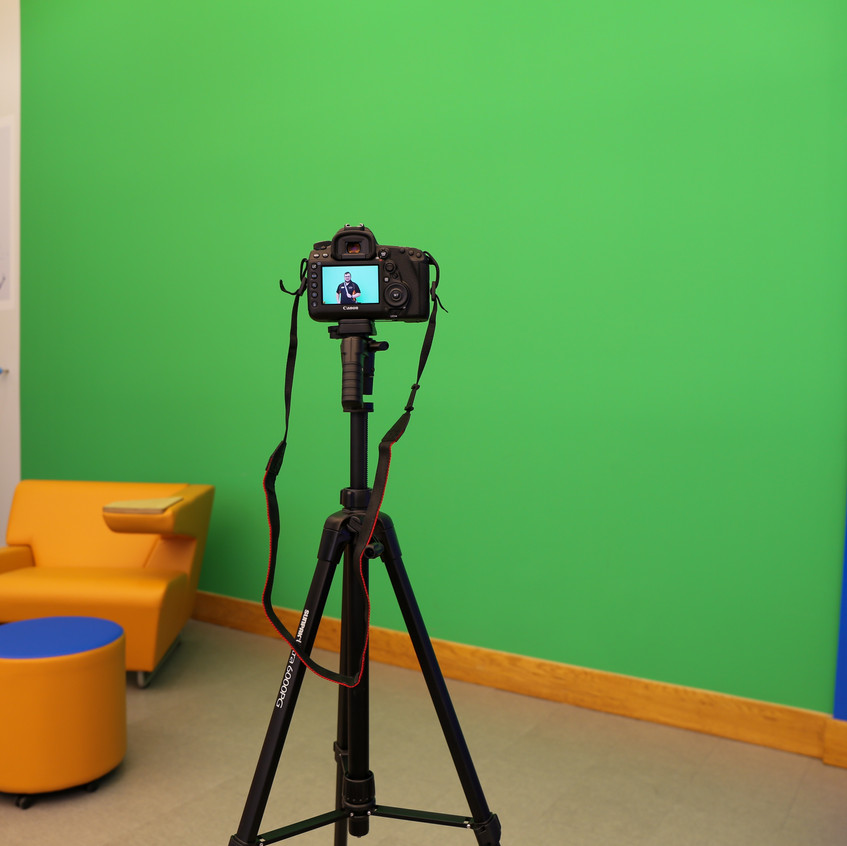 Video Production Area