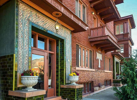 Updated Historic Peery Lofts Floor Plans