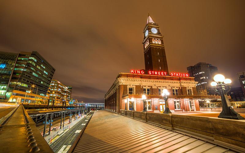 King St. Station, Seattle, WA