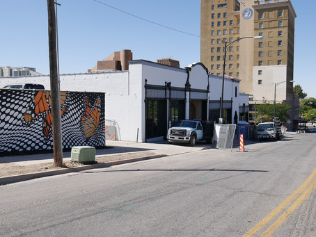 The Monarch's Butterfly Mural