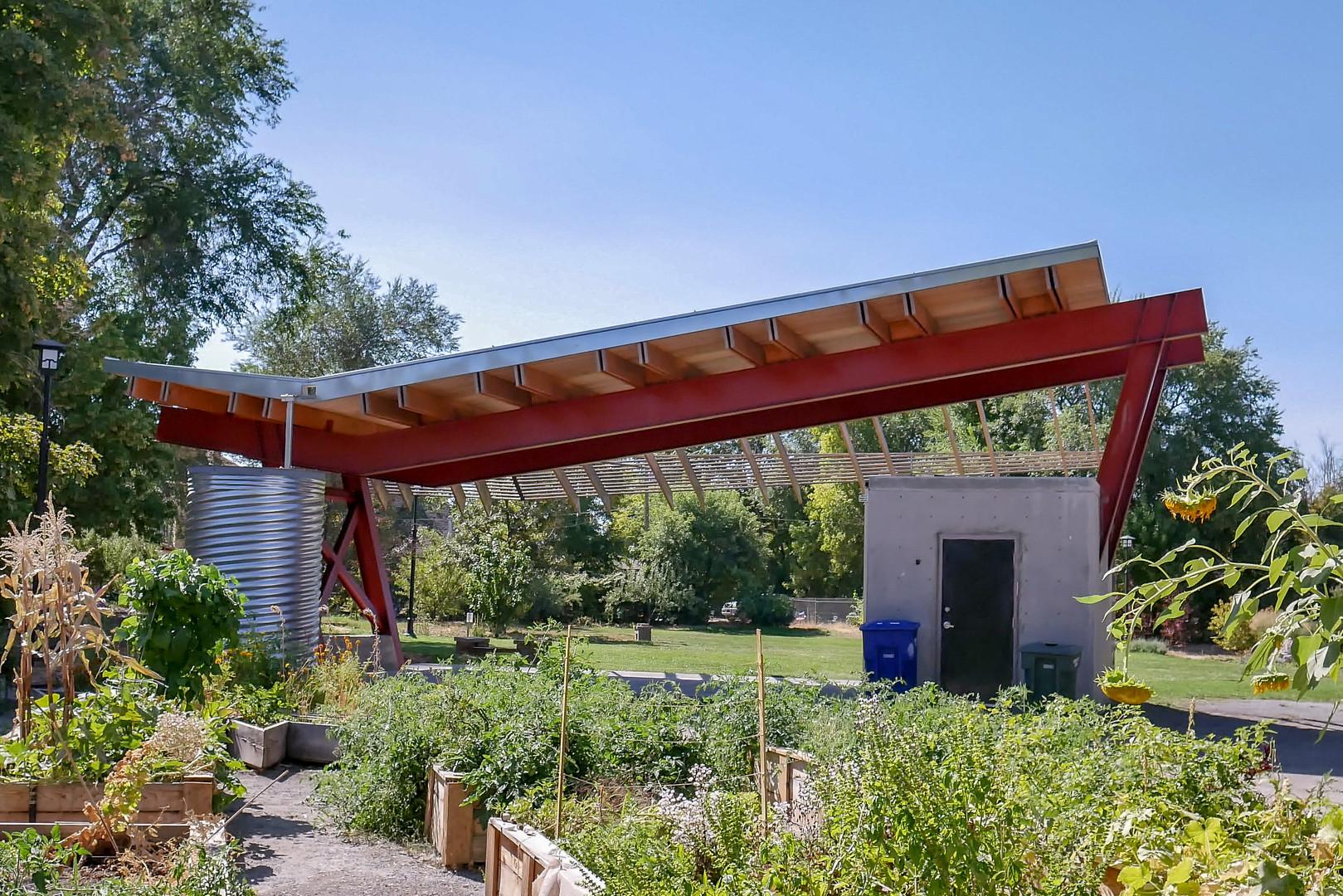 Oasis Pavilion