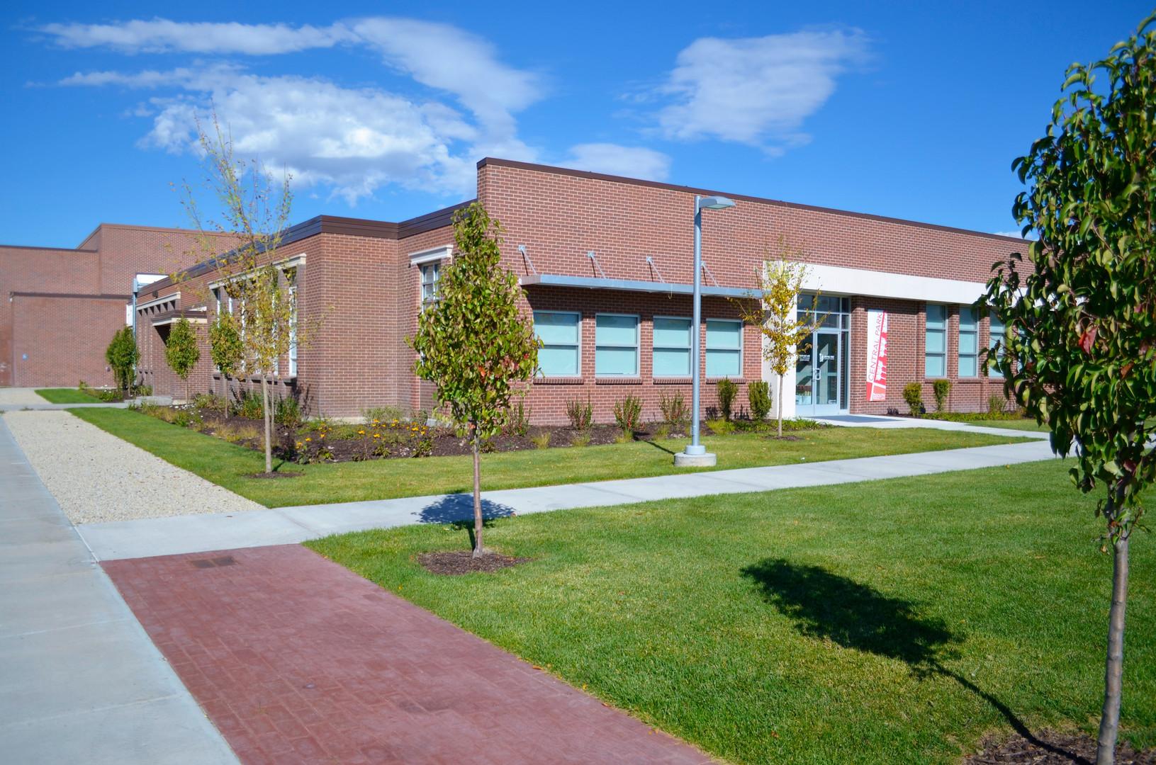 Centeral Park Community Center
