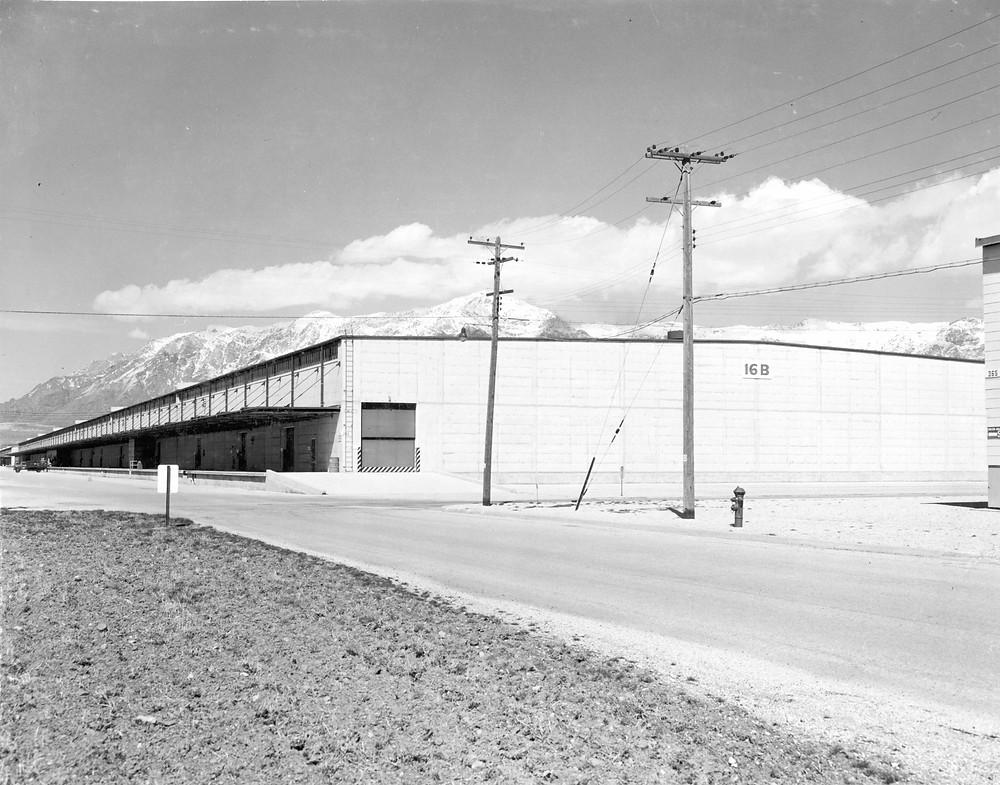 Defense Depot Ogden 1941