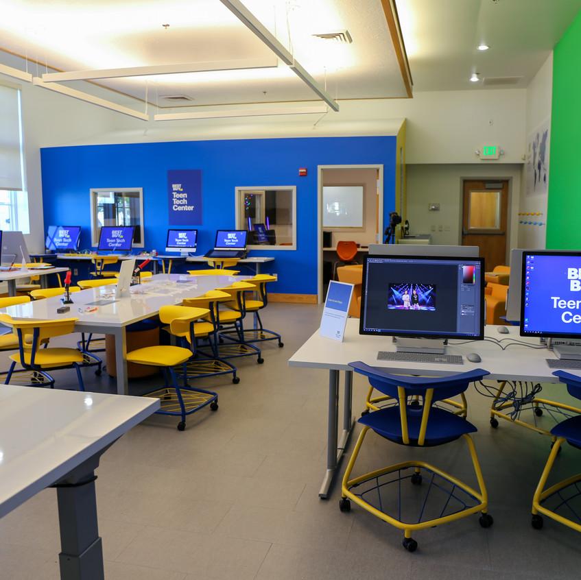 Teen Tech design space
