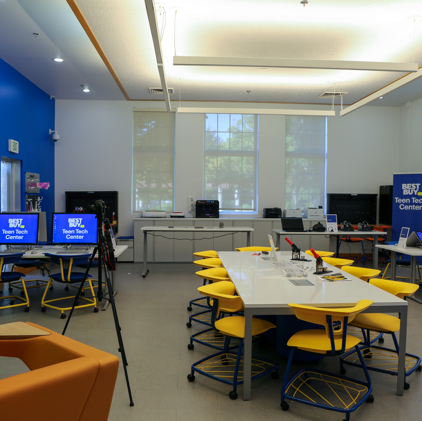 Salt Lake City Best Buy Teen Tech Center